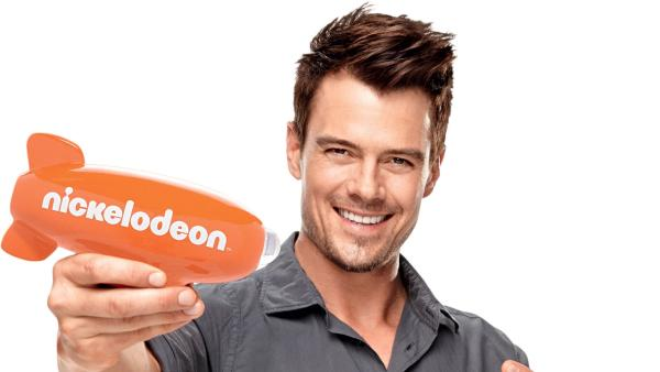 Josh Duhamel appears in a publcity photo for the 2013 Kids Choice Awards, which he is hosting on March 23, 2013. - Provided courtesy of Nickelodeon / Viacom