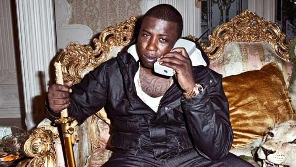 Gucci Mane appears in a photo from his Facebook page from November 2012. - Provided courtesy of OTRC / facebook.com/guccimane