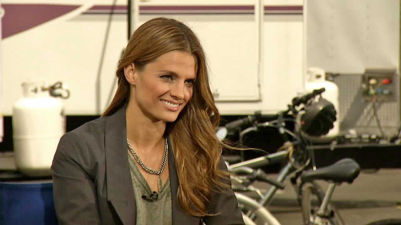 Stana Katic of Castle talked to OTRC.com on March 25, 2013.