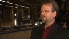 Andrew Marlowe appears in an interview with OTRC.com on Feb. 27, 2013. - Provided courtesy of OTRC