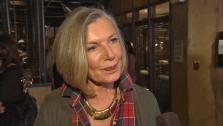 Susan Sullivan appears in an interview with OTRC.com on Feb. 27, 2013. - Provided courtesy of OTRC