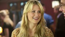 Mamie Gummer, daughter of Oscar-winning actress Meryl Streep, appears in a photo from the 2012 CW series, Emily Owens M.D. - Provided courtesy of The CW / CBS Television Studios