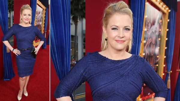 Melissa Joan Hart at New Line Cinemas World Premiere of The Incredible Burt Wonderstone held at Graumans Chinese Theatre on Monday, Mar., 11, 2013 in Los Angeles. - Provided courtesy of Eric Charbonneau / Invision for New Line Cinema / AP Images