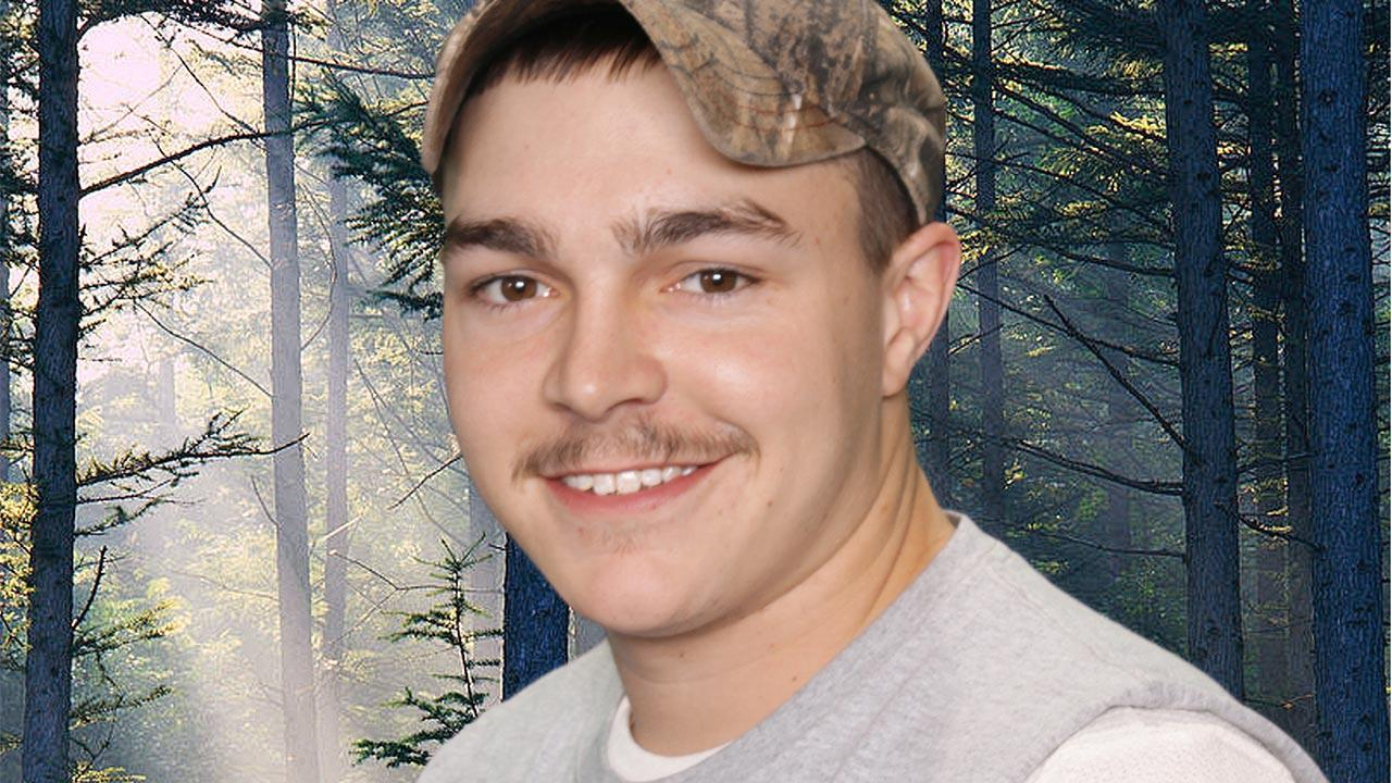 Shain Gandee appears in a photo his family provided to the Kanawha County Sheriffs Office on April 1, 2013.Kanawha County Sheriff's Office