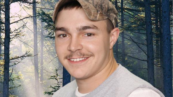 Shain Gandee appears in a photo his family provided to the Kanawha County Sheriff's Office on April 1, 2013.