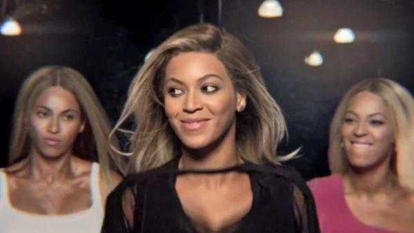 Beyonce appears in a still from her April 2013 Pepsi commercial Mirrors. - Provided courtesy of PepsiCo / youtube.com/pepsi