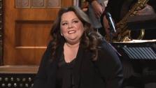 Melissa McCarthy appears on the April 6, 2013 episode of Saturday Night Live. - Provided courtesy of NBC