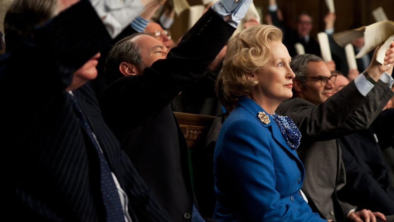 Meryl Streep appears in a scene from the 2011 film The Iron Lady. <span class=meta>(The Weinstein Company)</span>