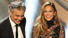 Andrea Bocelli and Jennifer Lopez performed Quizas, Quizas, Quizas on Dancing With The Stars: The Results Show on April 9, 2013.  The song is featured on Bocellis new album Passion. - Provided courtesy of ABC