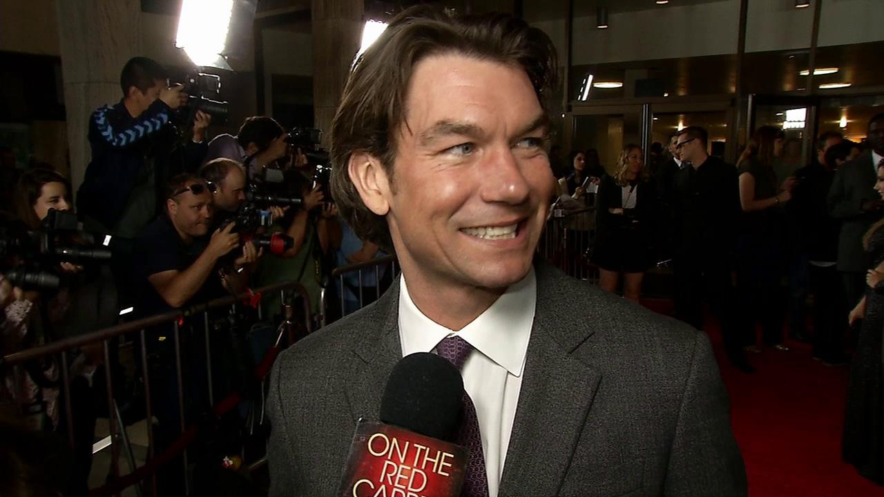 Jerry OConnell talks to OTRC.com at the Scary Movie 5 premiere in Los Angeles on April 11, 2013.