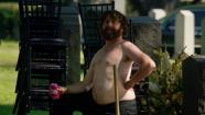 Zach Galifianakis appears in a scene from the 2013 movie The Hangover: Part III. - Provided courtesy of none / Warner Bros. Pictures