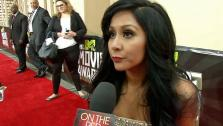 Snooki talks to OTRC.com on the red carpet at the MTV Movie Awards on April 14, 2013. - Provided courtesy of OTRC
