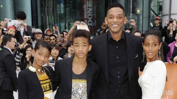 Will and Jada Pinkett Smith - Provided courtesy of AP / Evan Agostini/Invision/AP