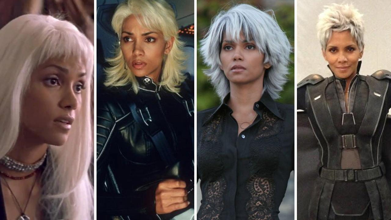 Halle Berry appears as Storm in X-Men (2000), X2: X-Men United (2003), X-Men: The Last Stand (2006) and in a Twitter photo posted on Director Bryan Singers official Twitter page on April 22, 2013.