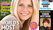Gwyneth Paltrow was named Most Beautiful Woman of 2013 and graces the cover of People magazines annual Most Beautiful issue, released on Aprl 24, 2013. - Provided courtesy of People / Time Inc.