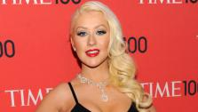 Singer Christina Aguilera attends the TIME 100 Gala celebrating the 100 Most Influential People in the World at Lincoln Center on April 23, 2013. - Provided courtesy of OTRC / Evan Agostini/Invision/AP