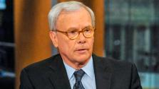Tom Brokaw appears on an episode of Meet the Press on April 21, 2013. - Provided courtesy of William B. Plowman/NBC