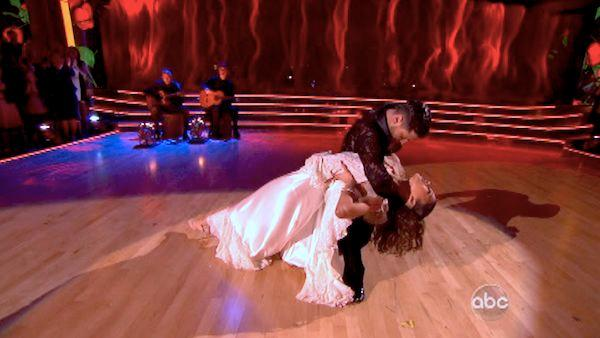 Zendaya appear on week 7 of season 16 of Dancing With The Stars, which aired on April 29, 2013. - Provided courtesy of ABC