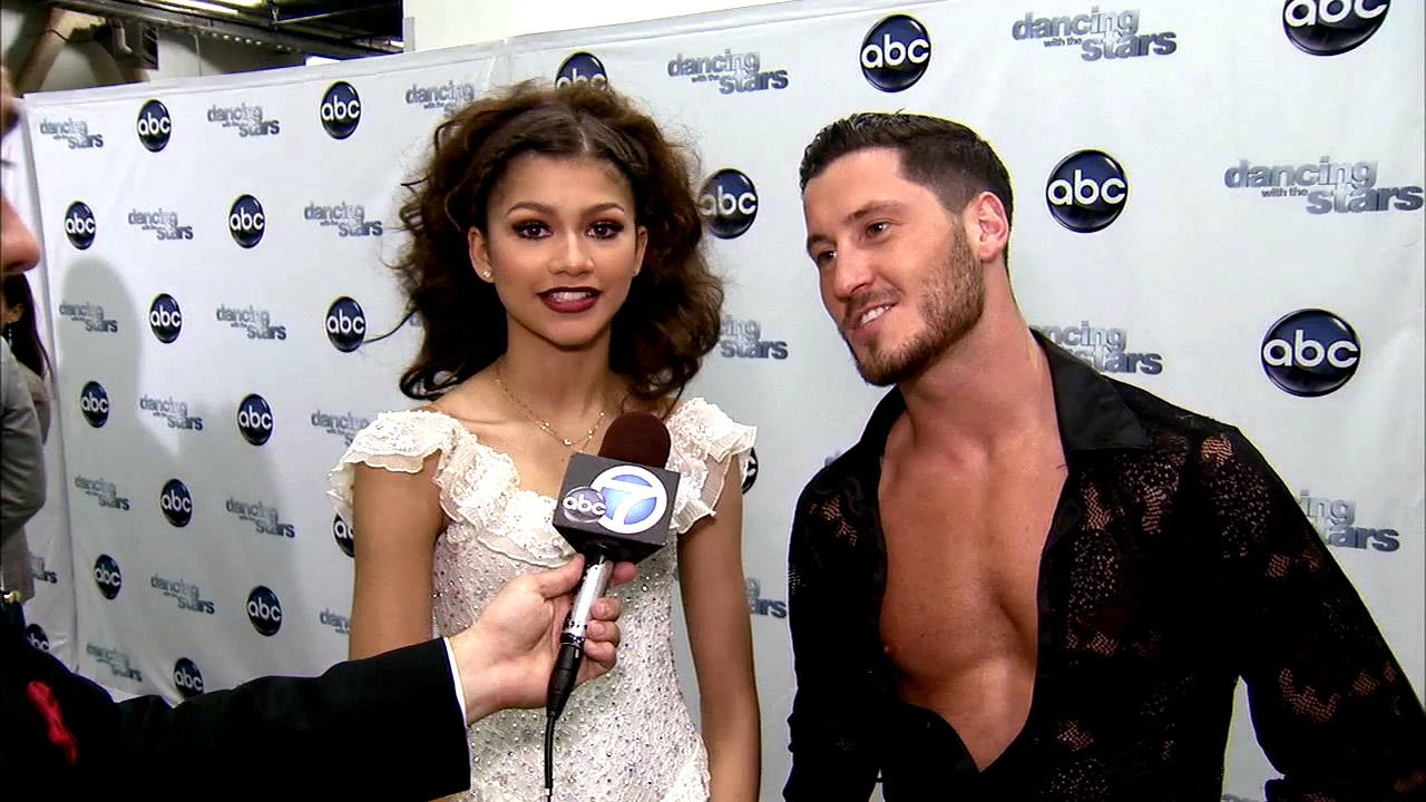 Dancing With The Stars contestant Zendaya Coleman speaks after season 16s week 7 elimination on April 30, 2013.