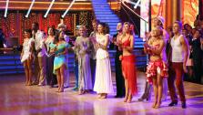 The cast of Dancing With The Stars appears on week 7 on April 29, 2013. - Provided courtesy of ABC Photo / Adam Taylor