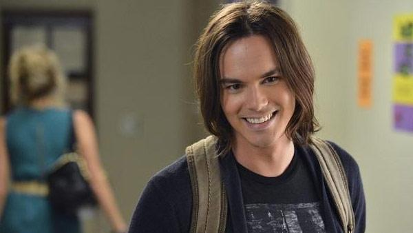 Tyler Blackburn appears in a scene from ABC Family series Pretty Little Liars. - Provided courtesy of OTRC