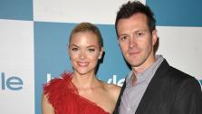 Jaime King and Kyle Newman attend the InStyle Summer Soiree at The London Hotel on Wednesday, Aug. 8, 2012, in West Hollywood, Calif. - Provided courtesy of John Shearer/Invision/AP