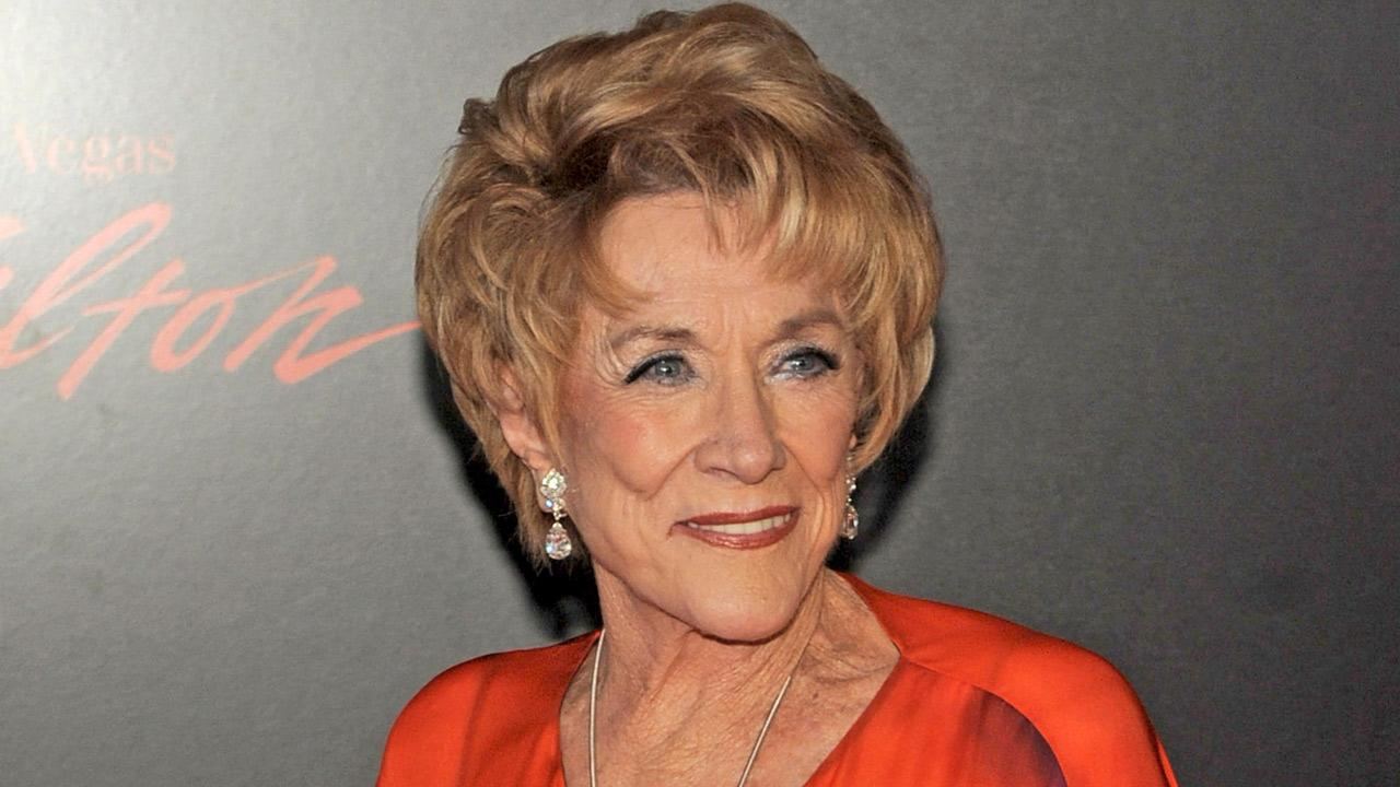 In this June 27, 2010 file photo, actress Jeanne Cooper arrives at the 37th Annual Daytime Emmy Awards in Las Vegas.AP Photo/Chris Pizzello, File