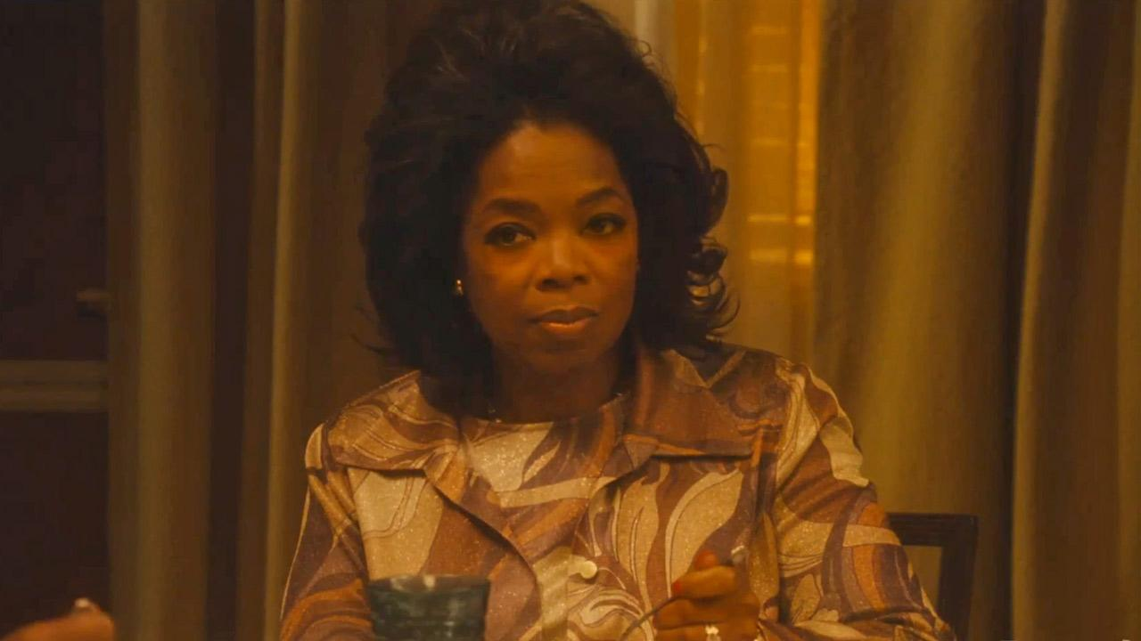 Oprah Winfrey appears in still from The Butler trailer, which was released in May 2013.