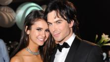 Nina Dobrev and Ian Somerhalder attend the 63rd Annual Primetime Emmy Awards Governors Ball on September 18, 2011 in Los Angeles, California. - Provided courtesy of Jordan Strauss/Invision/AP Images
