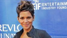 Actress and Revlon global brand ambassador Halle Berry poses at the 20th Annual EIF Revlon Run/Walk For Women on Saturday, May 11, 2013 in Los Angeles. - Provided courtesy of Chris Pizzello/Invision/AP