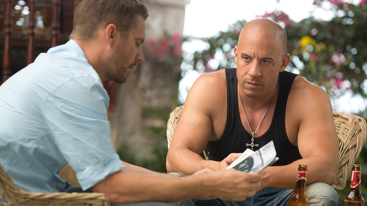 Vin Diesel appears in a scene from the movie Fast And Furious 6. The movie hits theaters on May 24, 2013.