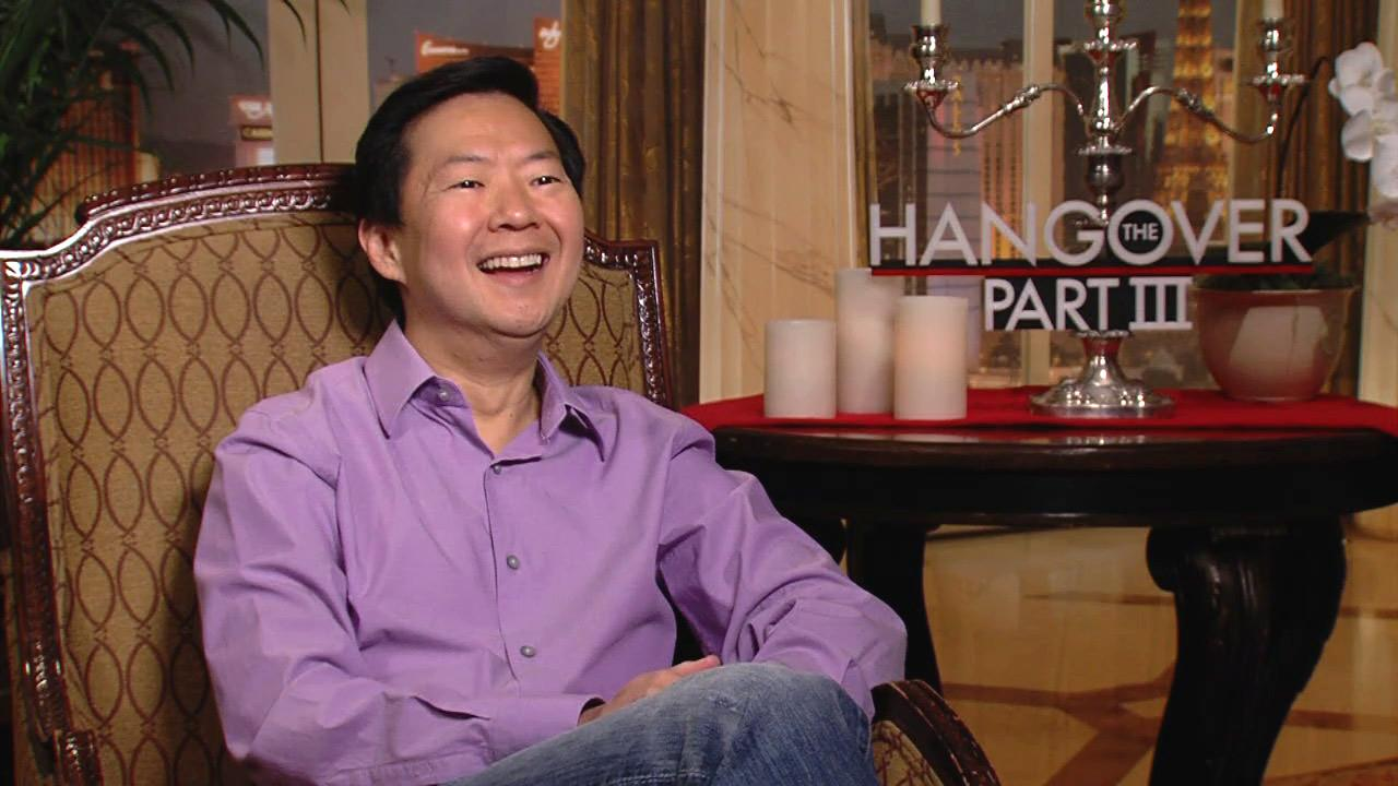 Ken Jeong discusses The Hangover: Part III to OTRC.com at a May 2013 press junket.