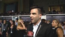 Zachary Quinto talks to OTRC.com about Star Trek Into Darkness at the films L.A. premiere on May 14, 2013. - Provided courtesy of OTRC