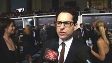 J.J. Abrams talks to OTRC.com about Star Trek Into Darkness at the films L.A. premiere on May 14, 2013. - Provided courtesy of OTRC