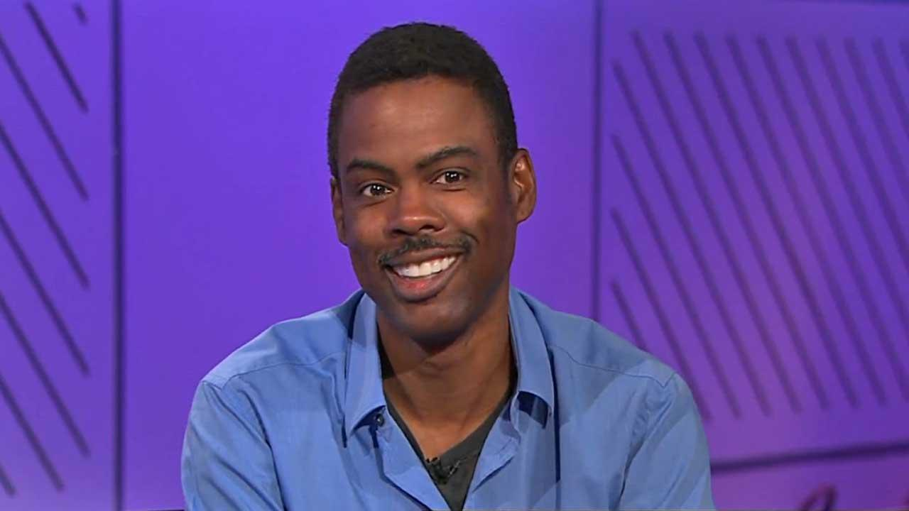 Chris Rock appears in a scene from Fuses television show United States of Hip Hop on May 13, 2013.