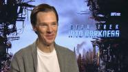 Benedict Cumberbatch talks to OTRC.com about Star Trek Into Darkness ahead of its May 16, 2013 release. - Provided courtesy of OTRC
