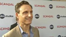Tony Goldwyn talked to OTRC.com at the Scandal at the Academy of Television Arts and Sciences on May 16, 2013. - Provided courtesy of OTRC