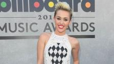 Miley Cyrus dazzled in sequins at the 2013 Billboard Music Awards on May 19. - Provided courtesy of ABC