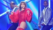 Jennifer Lopez performs at the Billboard Music Awards at the MGM Grand Garden Arena on Sunday, May 19, 2013 in Las Vegas. - Provided courtesy of ABC / ABC / Vince Bucci