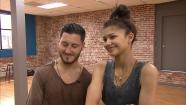Dancing With The Stars contestant Zendaya and partner Val Chmerkovskiy talk to OTRC.com ahead of the season 12 finale. They will perform on Monday, May 20, 2013 and the winner will be announced on Tuesday. - Provided courtesy of OTRC