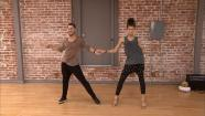 Dancing With The Stars contestant Zendaya and partner Val Chmerkovskiy rehearse ahead of the season 12 finale. They will perform on Monday, May 20, 2013 and the winner will be announced on Tuesday. - Provided courtesy of OTRC