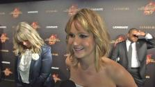 Jennifer Lawrence talks about The Hunger Games: Catching Fire at the 2013 Cannes Film Festival on May 18, 2013. - Provided courtesy of none / Lionsgate
