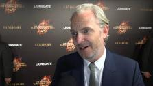 The Hunger Games: Catching Fire director Francis Lawrence speaks at the 2013 Cannes Film Festival on May 18, 2013. - Provided courtesy of none / Lionsgate