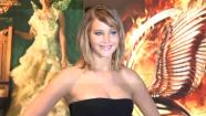 The Hunger Games: Catching Fire actress Jennifer Lawrence attends the 2013 Cannes Film Festival on May 18, 2013. - Provided courtesy of none / Lionsgate