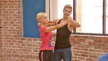 Dancing With The Stars contestant Kellie Pickler and partner Derek Hough talk to OTRC.com ahead of the season 12 finale. They will perform on Monday, May 20, 2013 and the winner will be announced on Tuesday. - Provided courtesy of OTRC