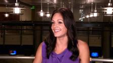 The Bachelorette Desiree Hartsock speaks to OTRC.com about the new season on May 16, 2013. - Provided courtesy of OTRC