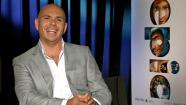 Pitbull, aka Armando Perez, talked about his animated adventure film Epic to OTRC.com in May 2013. - Provided courtesy of OTRC
