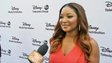 Tamala Jones talked to OTRC.com at the ABC Upfronts party on May 19, 2013. - Provided courtesy of OTRC