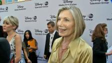 Susan Sullivan talked to OTRC.com at the ABC Upfronts party on May 19, 2013. - Provided courtesy of OTRC