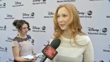 Molly C. Quinn talked to OTRC.com at the ABC Upfronts party on May 19, 2013. - Provided courtesy of OTRC